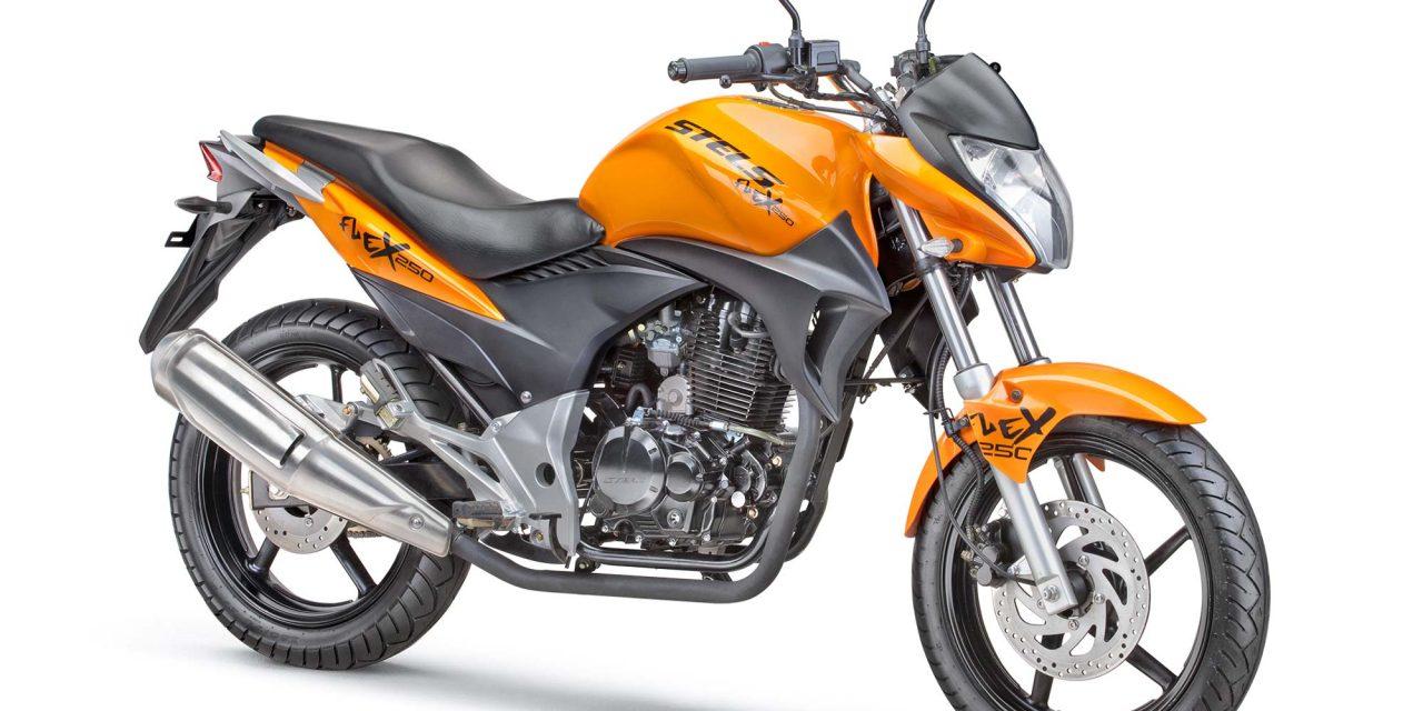 Мотоцикл Stels Flex 250 (YX250-K6A) Цена 81000р.