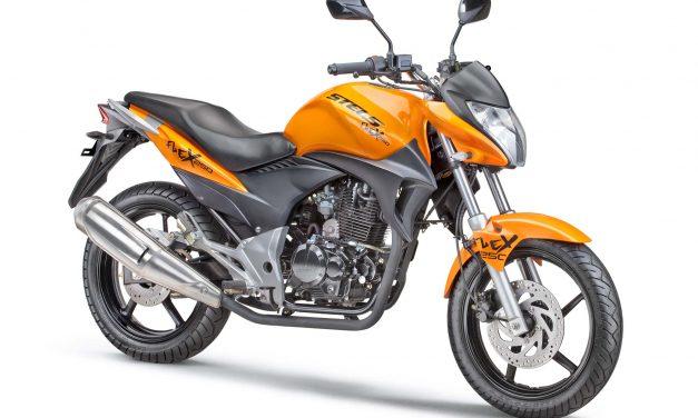 Мотоцикл Stels Flex 250 (YX250-K6A) Цена 78300р.