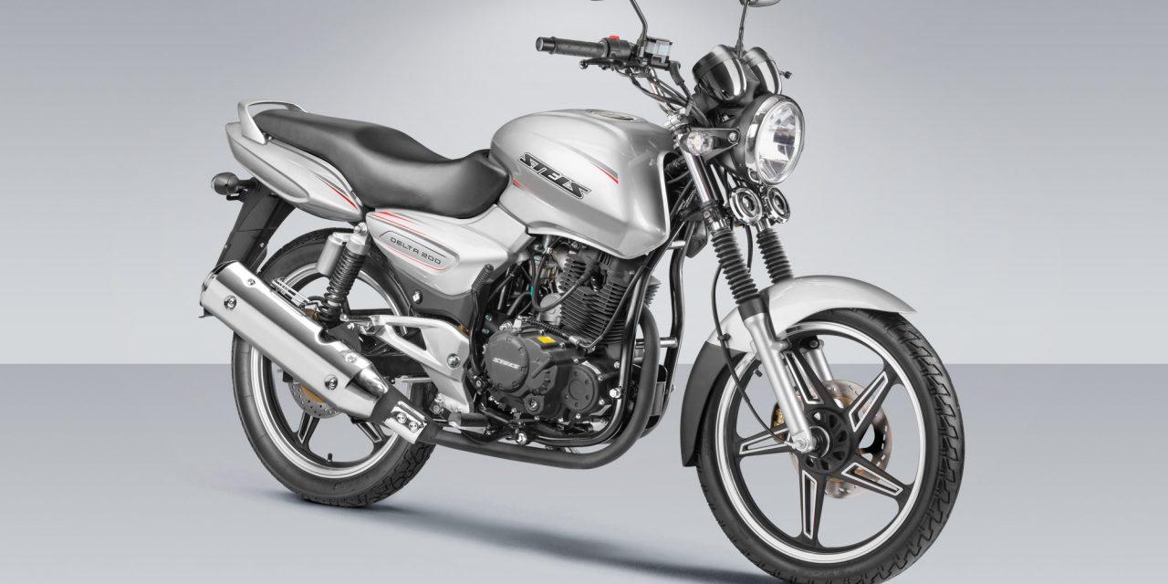 Мотоцикл Stels Delta 200