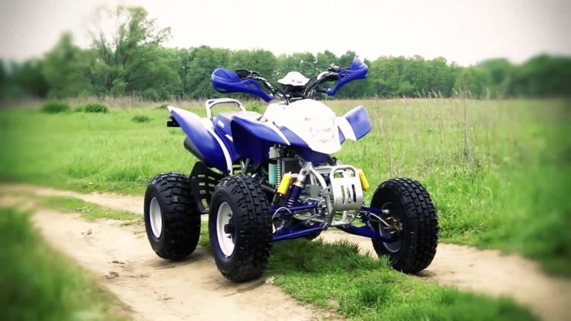Квадроцикл Irbis ATV 250S