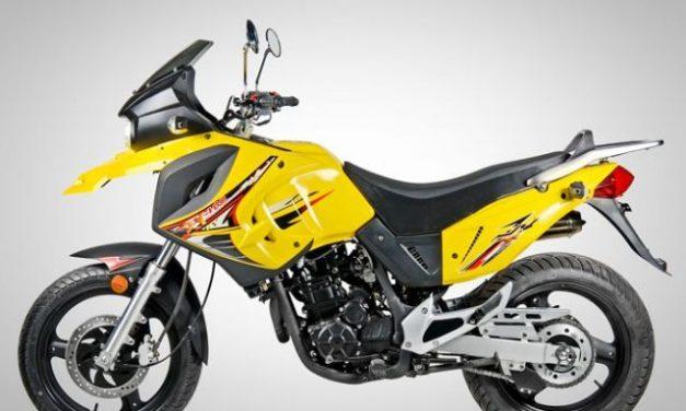 Мотоцикл Stels 400 GT XY400GY