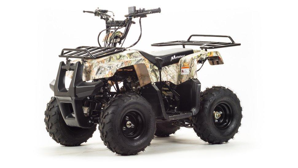 квадроцикл ATV 110 RIDER Цена 63000р.
