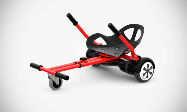 Коляска для гироскутера Zaxboard Kart