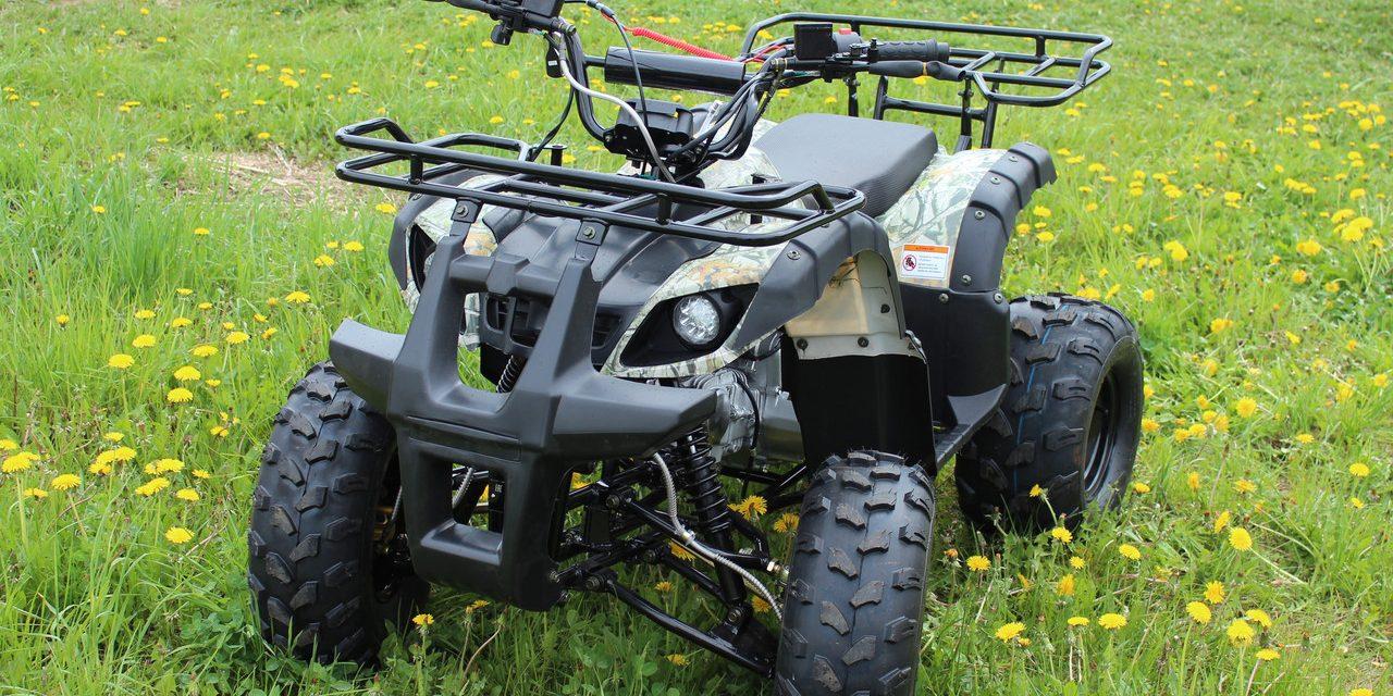 квадроцикл ATV 125 FOX Цена 89300р.
