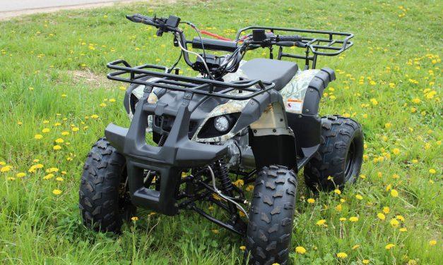 квадроцикл ATV 125 FOX Цена 73800р.