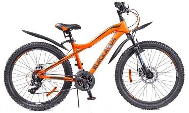 велосипед BA Cross 2482 D 24″ Цена 13500р.
