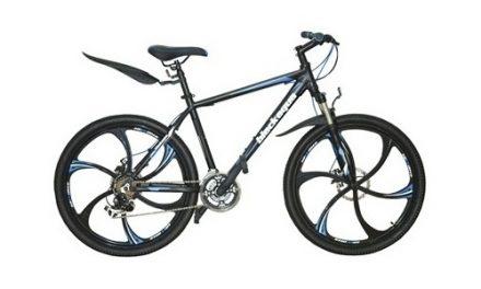 велосипед BA Cross 2671 D 21ск Цена 17800р.