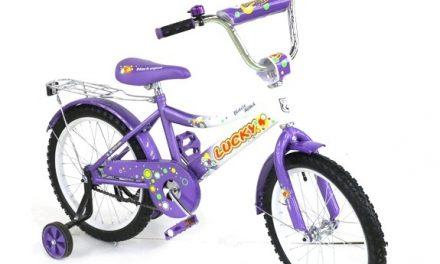 велосипед BA Lucky 14″ Цена 4900р.