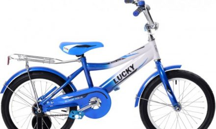 велосипед BA Lucky 16″ Цена 5450р.