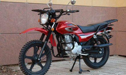 мотоцикл FORESTER TD200-E 200cm3