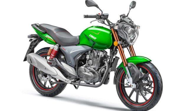 Мотоцикл Stels Flame 200 (M02)