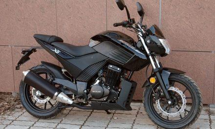 мотоцикл TD250-F 250cm3 X6
