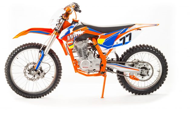 мотоцикл Кросс 250 WRX250KT Цена 113450р.