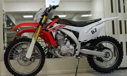 мотоцикл Кросс XR250