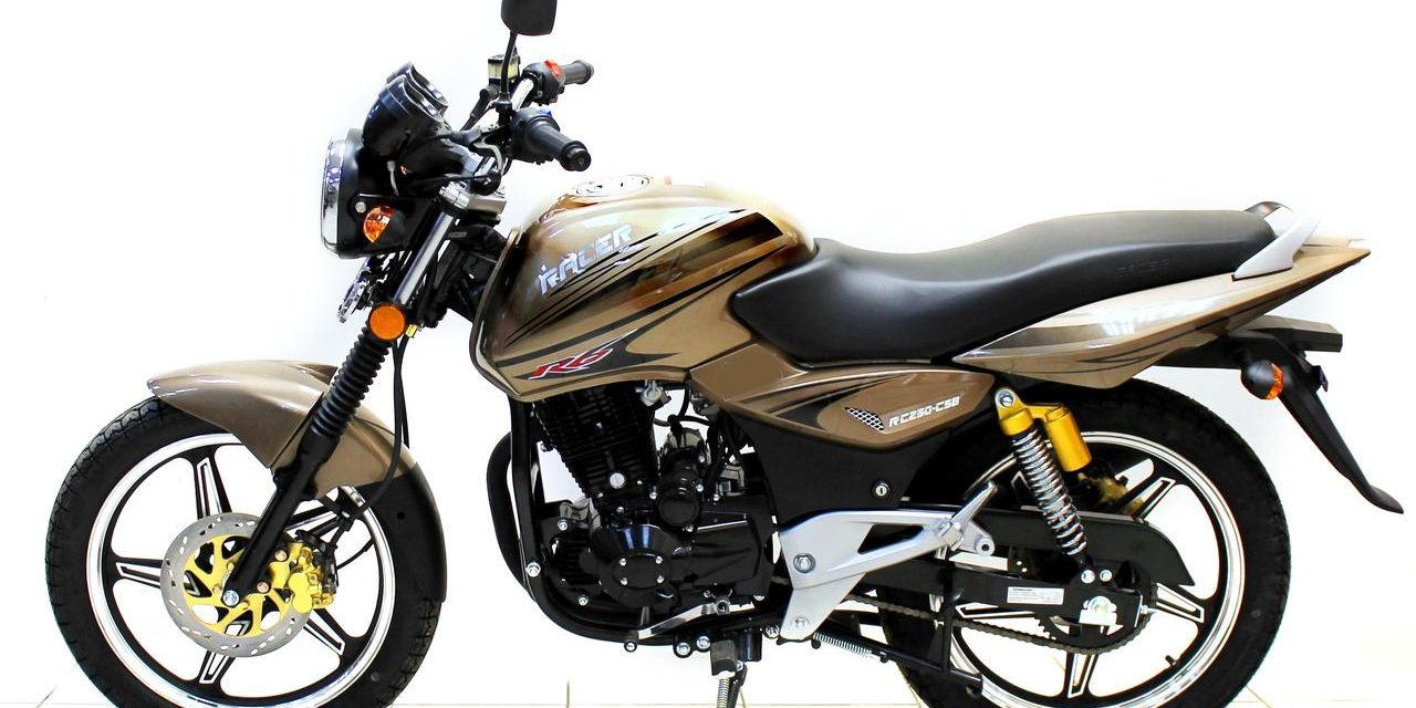 мотоцикл Racer RC250-C5B Magnum Цена 94250р.