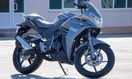 мотоцикл Racer RC250-CS Skyway