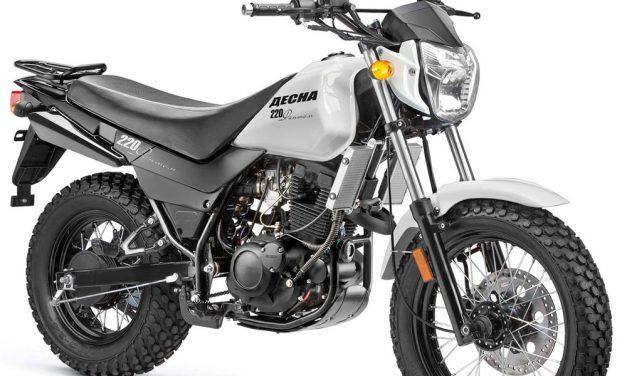 мотоцикл ДЕСНА 220 Fantom  YX200GY-2
