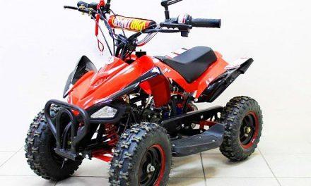 квадроцикл детский RAIZOR TREK 50