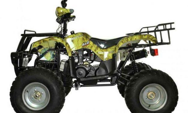 Машинокомплект (ATV) JEGER 200