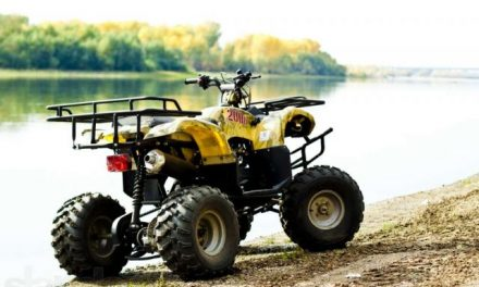 квадроцикл IRBIS ATV200U 200cc 4T
