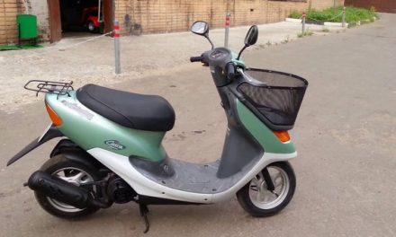 скутер HONDA DIO50  AF34 CESTA