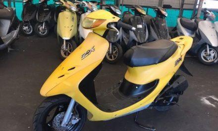 скутер HONDA DIO50  AF35  ZX
