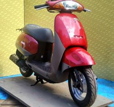 скутер HONDA TACT50  AF51 Цена 38550р.