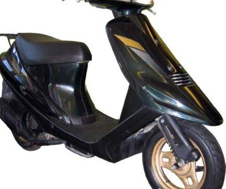 скутер SUZUKI ADDRESS V50 CA1FA