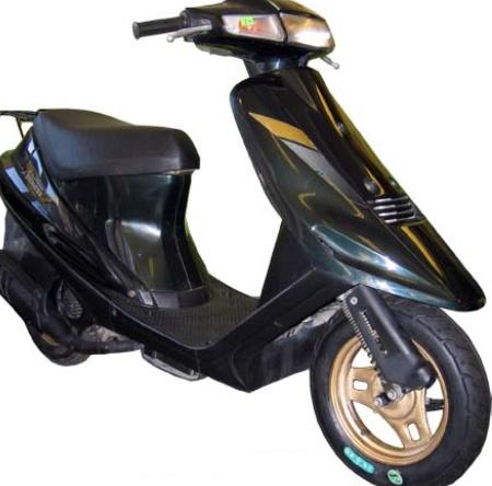 скутер SUZUKI ADDRESS V50 CA1FA Цена 33000р.