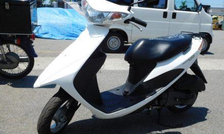 скутер SUZUKI ADDRESS V50 CA44A