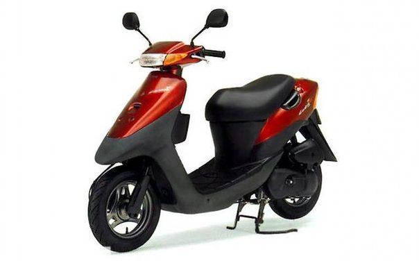 скутер SUZUKI LET 2 50 CA1KA