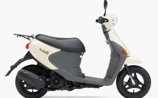 скутер SUZUKI LET*S 2 50 CA45A