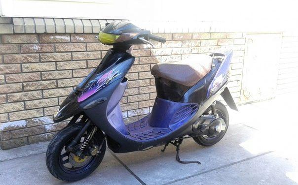 скутер SUZUKI SEPIA 50 CA1HC ZZII