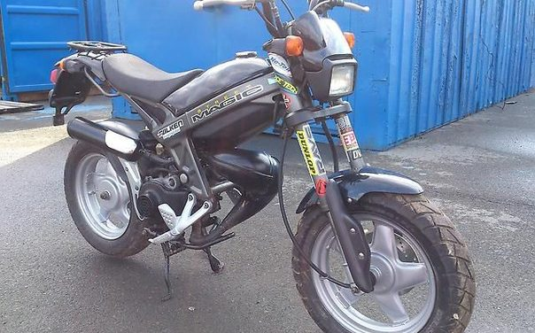 скутер SUZUKI STREET MAGIC 50 CA1LB
