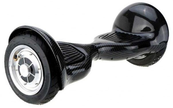 Гироскутер Eboart Balance Suv 10′ (черный карбон)