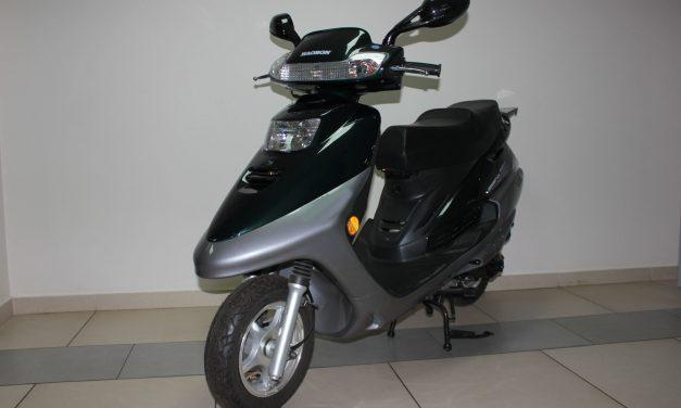 скутер HAOBON HB50QT-4А