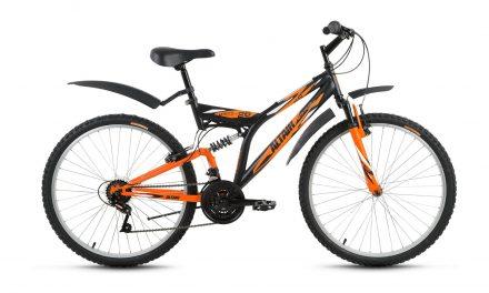 велосипед 26 ALTAIR MTB FS   18 ск.