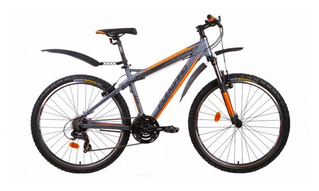 велосипед 26 QUADRO 1,0/817  FORWARD alu disk  21 ск Цена 15900р.