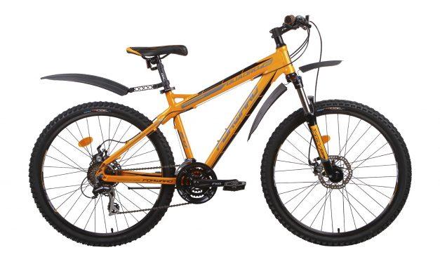велосипед 26 QUADRO 2,0/818 FORWARD alu disk  21 ск (19) Цена 18900р.