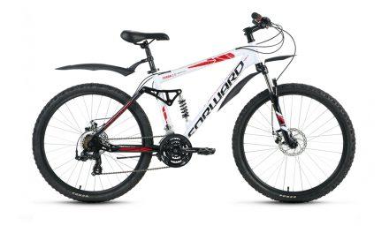велосипед 26 TERRA 2,0/918 disk FORWARD 21ск  Цена 13100р.