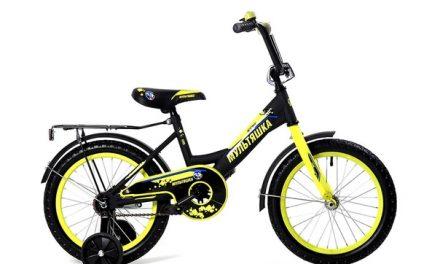 велосипед Мультяшка 1405 14″