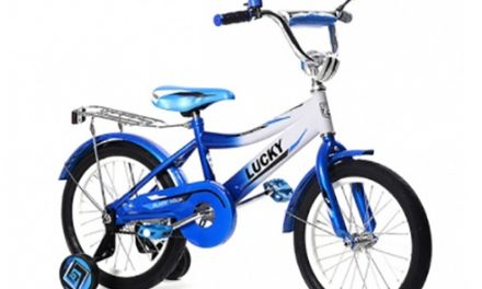 велосипед BA Lucky 18″