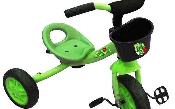 велосипед Мультяшка 6688
