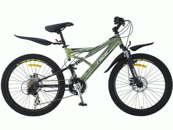 велосипед RACER 24-218