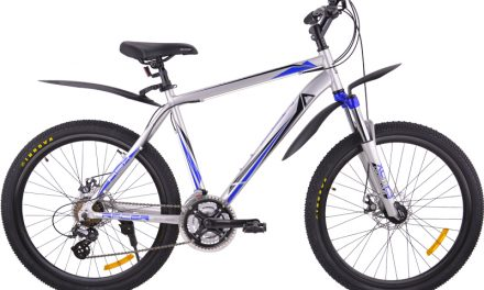 велосипед RACER 26-122 (19.5″) disk Цена 17150р.