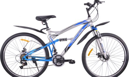 велосипед RACER 27-200 (18′) disk