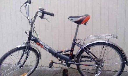 велосипед складной RACER 26-6-31