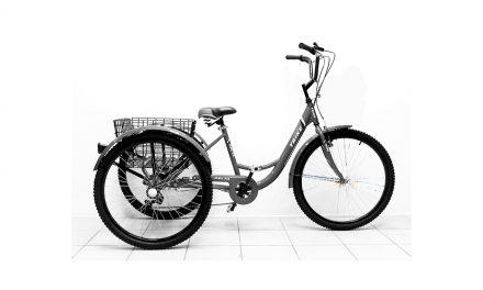 Трёхколёсный велосипед DELTA E-TRIKE