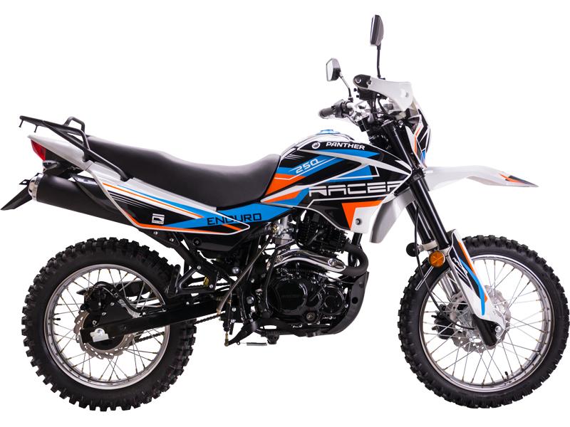 мотоцикл Racer RC250GY-C2 Panther Цена 109050 р.