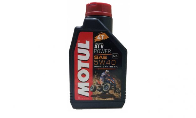Motul ATV  Power  5w40 4T